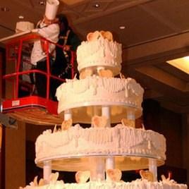 Самый при самый большой торт в мире