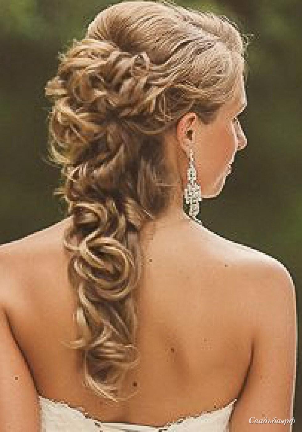 Прически на свадьбу и их цена в севастополе